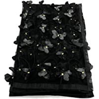 ARSH IMPEX Butterfly Net Dupatta