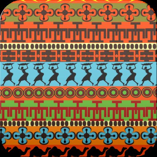 ethnische-tapeten