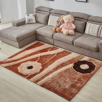 Dekoration Wohnzimmer Teppich,Rechteck Teppich Modern Schlafzimmer Bett]  Teppich I 140x200cm(55x79inch