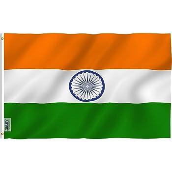 X Flag National India 5ft co Outdoors 3ftAmazon ukGardenamp; 534RLAj