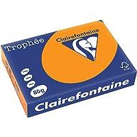 Clairefontaine 2978 Papier jet d'encre Orange