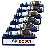 4x Zündkerze Bosch Super Plus Fr7dcx Auto