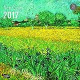 Nouvelles Images Calendrier 2017 Van Gogh 16 mois 29 x 29 cm...
