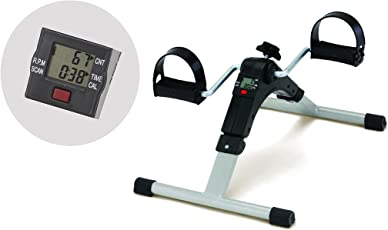Inditradition Mini Pedal Exercise Cycle/Bike (with Digital Display of Many Functions)