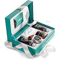 mCaffeine Coffee Mood Skin Care Gift Kit | Tan Removal, Deep Cleanser | Body Scrub, Face Wash, Face Scrub, Face Mask | Paraben & SLS Free