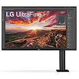 LG Ultrafine Display Ergo 32 inch 4K-UHD (3840 x 2160) HDR 10, DCI-P3 90%, Inbuilt Speaker (5W x 2), Tilt/Height/Swivel/Pivot
