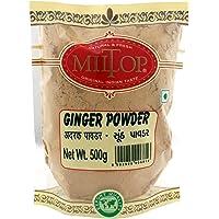Miltop Dry Ginger Powder-Sunth, 500g