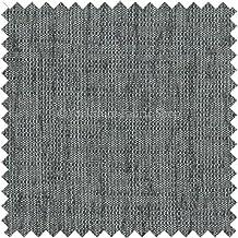 Suave Brillante Material de tapicería de chenilla tejidos gris Color cojines sofás cortinas artesanías sillas