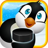 Air Hockey Penguins:Snow and Ice