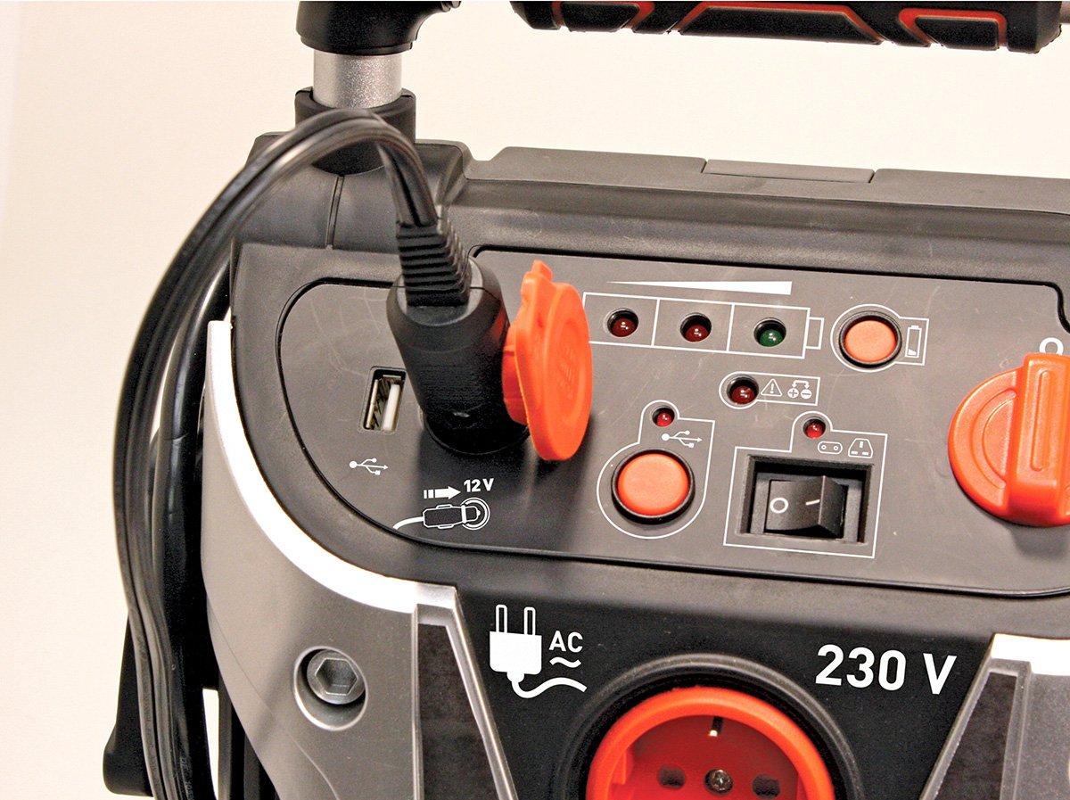 Black+Decker Black & Decker VG11 Arrancador