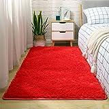 Tapis d'intérieur modernes ultra doux tapis de salon moelleux adaptés aux enfants chambre décor à la maison tapis rectangulai
