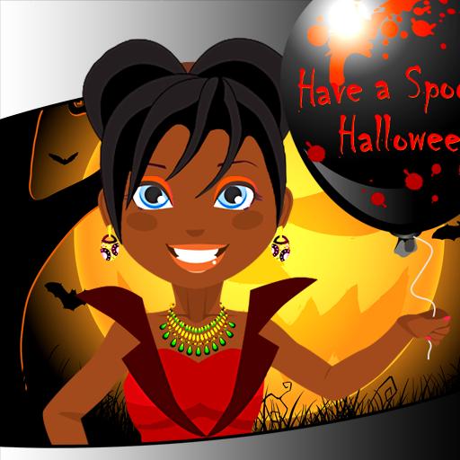 Halloween Dress Up-spiele (Games Beängstigend Up Dress Halloween)