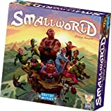 Small World - Strategisch spel - Breid het rijk van jouw volk uit - Voor de hele Familie - Taal: Nederlands