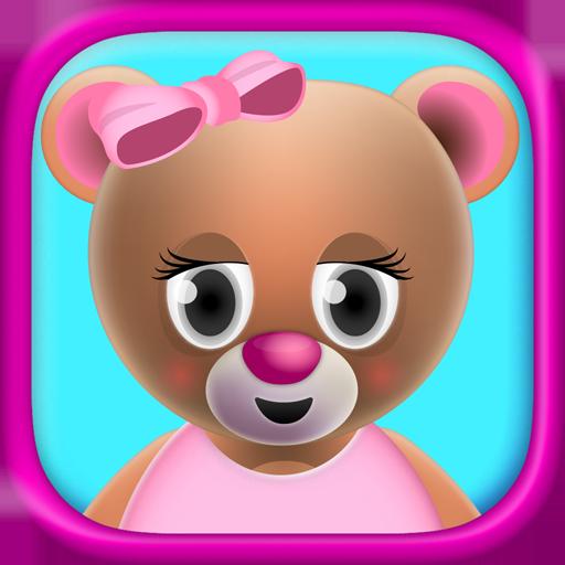 Bear Dress Up Game (Up A Dress Build Bear)