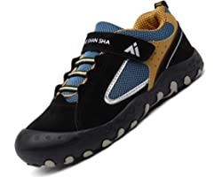 Mishansha Sneakers Bambini Bambina Respirabile Mesh Sportive Scarpe da Corsa Unisex Casuale Ginnastica Fitness All'aperto
