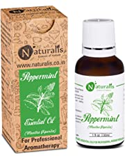 Peppermint Essential Oil by Naturalis 100% Pure Natural Essential Oil - 30 ml