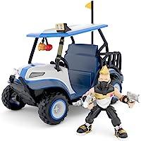 Fortnite Deluxe Figure + Vehicle-All Terrain Kart, 63554, Multicolore