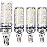 E14 LED Blé Ampoules 12W Blanc Froid 6000K Équivalent à 100W Halogène Ampoules, Petit Edison Vis LED Lumière Ampoules, sans s