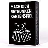 Upchase - Trinkspiel (54 Blatt), Partyspiel, Kartenspiel, Spieleabend, Saufspiel, Perfekt zum Jungesellenabschied, Fun Adult Drinking Game für Parteien.