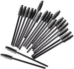 Elephantboat 100pcs Disposable Mascara Makeup Eyelash Brush