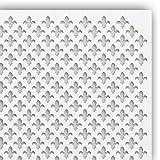 """Houten plaat """"PARIS"""" 122 x 61 cm voor radiatorbekleding"""