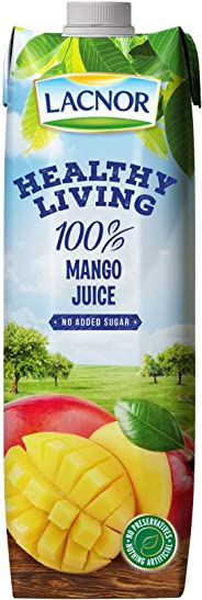 Lacnor Healthy Living Mango Juice - 1 Liter