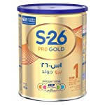 Wyeth Nutrition S26 Pro Gold Stage 1, 0-6 Months Premium Starter Infant Formula 400g