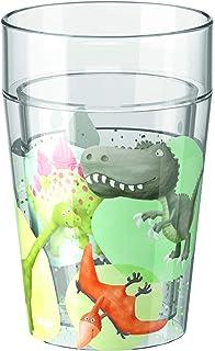 Unbekannt J-Me Diego der Dinosaurier Zahnb/ürstenhalter 7.3x9x3.4 cm Silicone Green