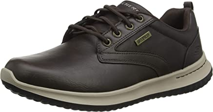 Skechers Herren Delson- Antigo Sneaker,