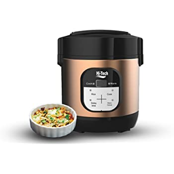 Hi-Tech 1 litre mini multi-cooker personal cooker