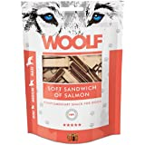 WOOLF Sandwich di salmone e merluzzo 100gr - Snack per cani