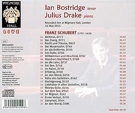 Lieder Vol.4-Wigmore Hall Live