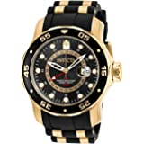Invicta 6991 Pro Diver - Scuba Men's Wrist Watch Stainless Steel Quartz Black Dial