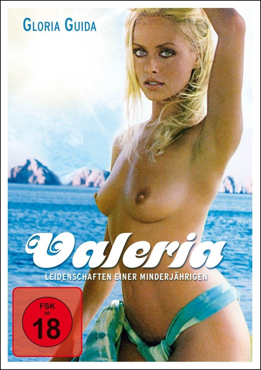 Valeria - Leidenschaften einer Minderjährigen [Edizione: Germania]