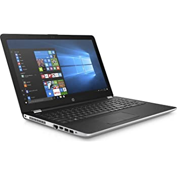 HP 15-BS638TU Portable FHD15.6 Inch Laptop (7th Gen Intel Core i3-7130U/4GB/1TB/Win 10/Office H & S 2016/Intel HD Graphics 620) Natural Silver
