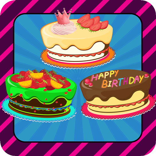 eCake Maker - Cake Decorator - Cooking games