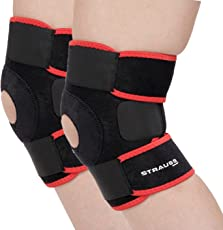 Strauss Adjustable Knee Support Patella