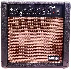Stagg 25015609 10 AA EU Acoustic Amplifier (10 Watt, 230V)