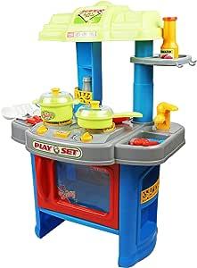 Oypla 29Stück Elektronisches Spielzeug Küche
