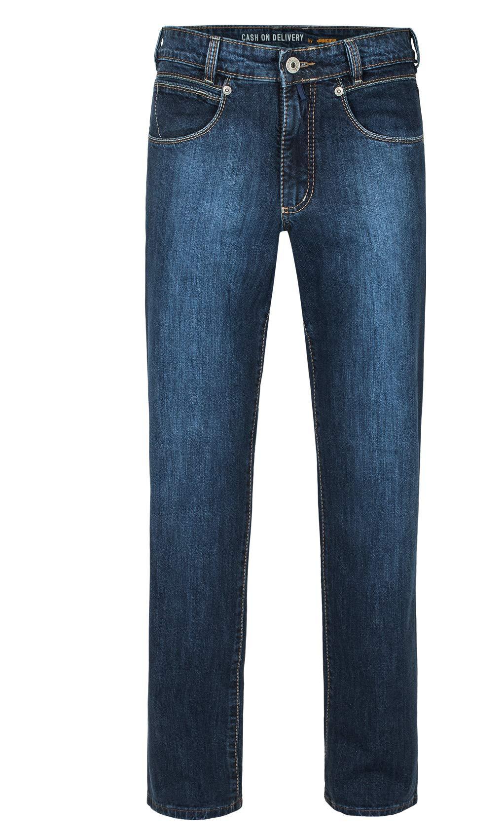 Joker Jeans Freddy 2442/0259 Dark Blue Used