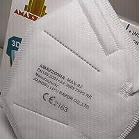 Mascherina FFP2 Bianca - Certificata CE - DPI (20 pezzi)