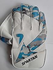 SPARTAN MSD 7 Warrior Men Wicket Keeping Gloves, 28cm