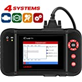 Launch X431 Creader VII+ (CRP123) Auto Code Reader EOBD OBD2 Scanner Scan Tool Testing Engine/Transmission/ABS/Airbag System