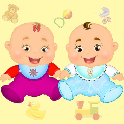 Zwillinge Baby - Neugeborene Pflege