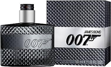 James Bond 007 Herren Parfüm – Eau de Toilette Natural Spray I – Unwiderstehlich-frischer Herrenduft - perfekter Sommerduft gepaart mit britischer Eleganz – 1er pack (1 x 50ml)