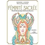 Féminité sacrée. Oracle thérapeutique de la Femme Sorcière. 48 cartes oracle + le livre d'accompagnement