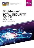 Bitdefender Total Security 2018 - 2 ans - 10 appareils (PC/MAC/Android/iOS) - Téléchargement [Code Jeu ]