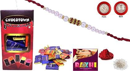 DeoDap Rakhi Combo with Chocolate for brother