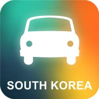 Südkorea GPS Navigation
