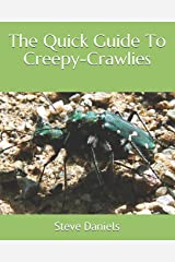 The Quick Guide To Creepy-Crawlies (Quick Guides) Paperback
